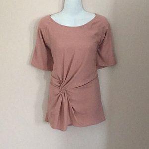 Ann Taylor Knotted Top